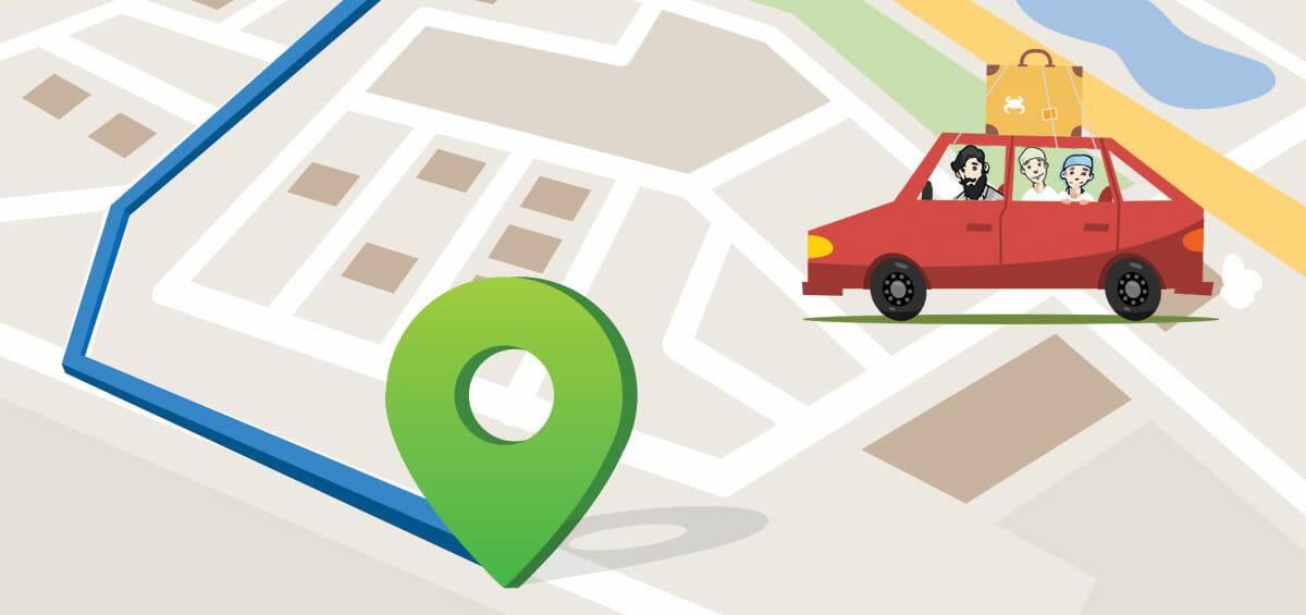 Alternative Google Maps