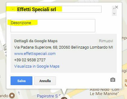 Mappa Personalizzata 5b
