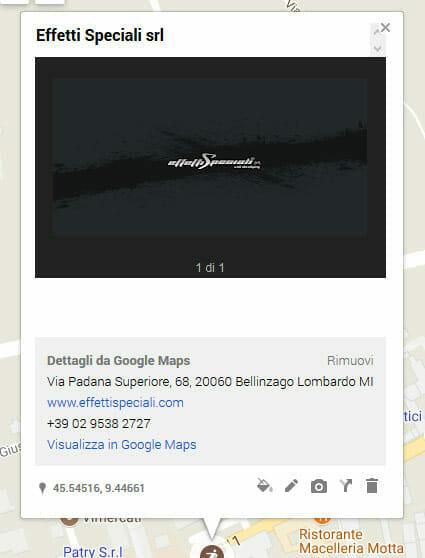 Mappa Personalizzata 5c