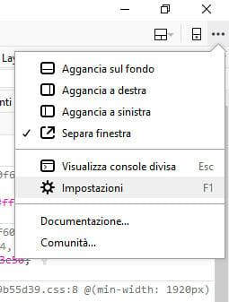 Screenshot Pagina Intera Firefox 2