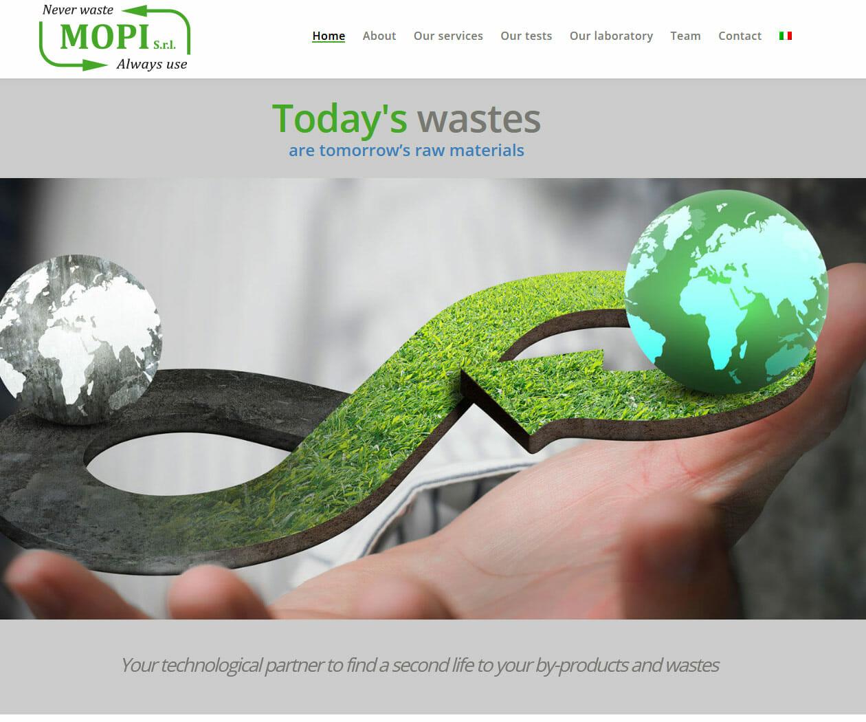 Sito Web Mopilab